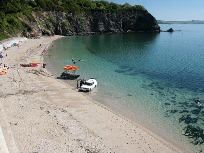 porthpean-beach